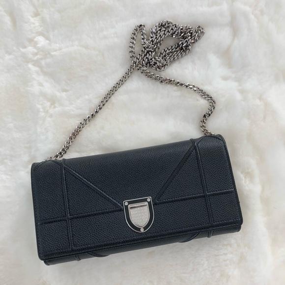 497e59ba8c1c Dior Handbags - Dior Diorama Wallet On Chain